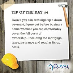 Tip on investment  www.covalhomes.com