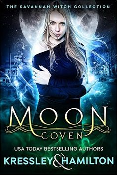 Moon Coven Conner Kressley | https://www.amazon.com/Moon-Coven-Paranormal-Witch-Romance-ebook/dp/B01E8OKGKM/ref=pd_sim_351_7?ie=UTF8