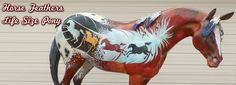 Trail of Painted Ponies - Kathy Morrow Studio