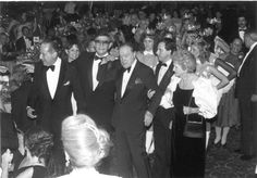 Th Diplomat hosted Mr. Bob Hope and guests