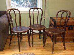 Fischel sedie ~ Fischel bentwood chairs a set of all c andrew nebbett
