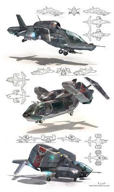 VTOL concepts