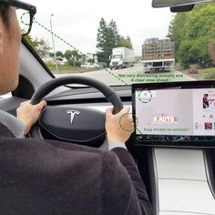 Does the Tesla Model 3 need a HUD (heads-up display)? Or is the center-mounted tablet display enough to make up for the lack of a conventionalinstrument cluster behind the driving wheel? https://cleantechnica.com/2017/04/09/tesla-model-3-need-hud-poll/