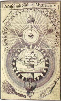 Image detail for -melancholiceuphoria: Jakob Bohme, 1682. - jackmalaka
