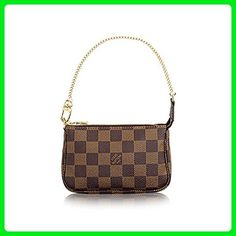 719bf23d5331 Louis Vuitton Mini Pochette Accessoires N58009 Damier Monogram - Wristlets  ( Amazon Partner-Link