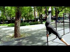 Oona Kivela Street Workout (NYC)