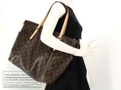 LOUIS VUITTON - Authentic Louis Vuitton Monogram Totally GM Bag NEW - LUXURY EXCHANGE ™ Authentic Luxury Marketplace ℠