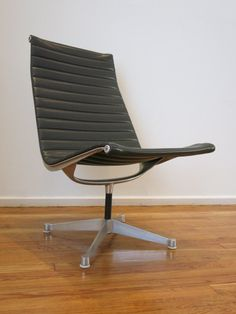 Early Production Herman Miller Lounge Chair. $875