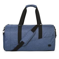 3c7aa807338c Bago Travel Duffel Bag For Women   Men – Foldable Duffle For Luggage ...