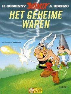Asterix 33. het geheime wapen