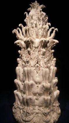 Bonnefanten museum Maastricht Rachel-Grief Kneebone Art 3d, Indian Art, Figurative, Grief, Vietnam, Temple, Composition, Lion Sculpture, Museum