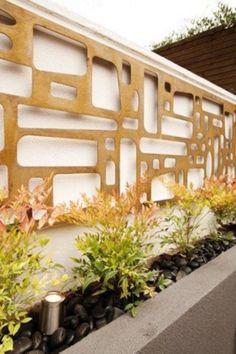 46 Most Beautiful Mid Century Modern Backyard Design Ideas Wall Art mid century modern wall art Modern Backyard Design, Garden Design, Outdoor Art, Outdoor Walls, Modern Outdoor Wall Art, Outdoor Living, Outdoor Spaces, Mid Century Exterior, Pergola