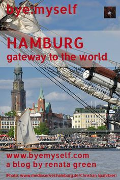 bye:myself: HAMBURG - gateway to the world