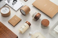 Full branding and design of the first eco-conscious men's care product line.
