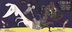 Sara Fanelli - Mythological monsters of Ancient Greece