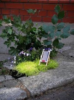 Guerilla Gardening - this one might be my favorite.