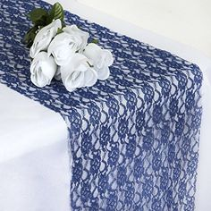 MDS Pack Of 12 Wedding 12 x 108 inch Lace Table Runner Fo... https://www.amazon.com/dp/B01N2YO9R9/ref=cm_sw_r_pi_dp_x_vv4Qyb4QKCHN9