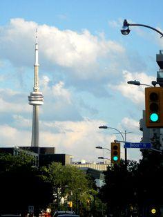 EMY en Toronto.  Favorite Places & Spaces: Toronto CN Tower