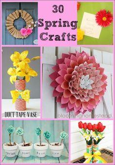 8 Spring Door Ideas