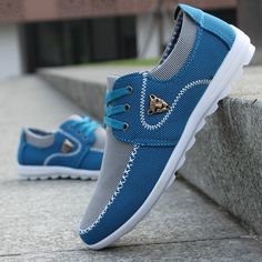 Drop Shipping Men Casual Shoes Big Size 39-46 Canvas Shoes for Men Driving  Shoes 44a7b2f3580e