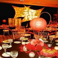 Asian wedding table centerpieces tbdress plan your wedding themes asian wedding table centerpieces 1000 images about lantern centerpieces on junglespirit Images