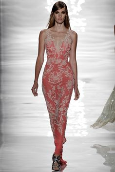 Reem Acra Spring 2015 Ready-to-Wear