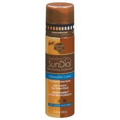 Banana Boat Everyday Glow SunDial Self-Tanning Lotion for Lighter Skin Tones - 6.7 Oz (Pack of 2) by Banana Boat. $16.95. Dial and control your unique shade. AmphoComplex for 100% Natural-looking tan. For lighter skin tones. Adjustable color. For very first use ONLY, position nozzle at *Start and pump until BOTH lotions flow freely
