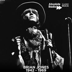 Circa 1967 - Rolling Stone Brian Jones brought a special exotic/hip element that's missing from the band since his departure. Brian Jones Rolling Stones, Mick Jagger Rolling Stones, I Have A Crush, Having A Crush, Rollin Stones, Charlie Watts, Psychedelic Rock, European Tour, Rock N Roll