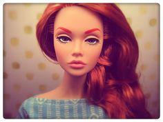 Poppy Parker (or Lana del Ray?) via: shine bright like a diamond | Flickr