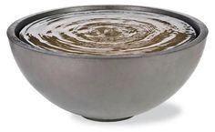 water bowl fountain - Google Search