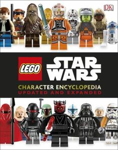 """Presents the Lego action figures based on the """"Star Wars"""" universe, detailing the number of pieces and describing each figure and its variations, when they were made, the playsets in which they appear, and the movie to which they relate."""