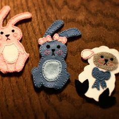 easter finger puppet tutorial