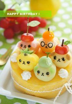 """""""Văn hóa kawaii"""" trong ẩm thực Nhật Bản - Kenh14.vn"""