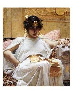 Godward, Cleopatra