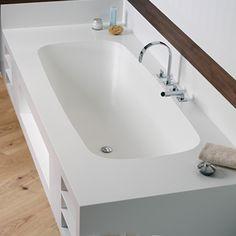 Badewanne aus Corian von Hasenkopf Industrie Manufaktur