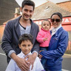 Embedded image mahesh babu #family