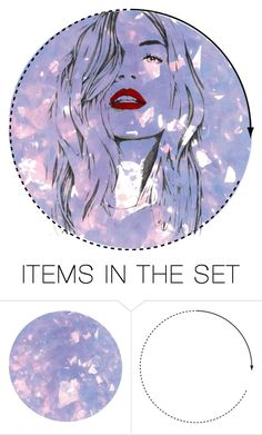"""iCoNe"" by ohazzal ❤ liked on Polyvore featuring art"