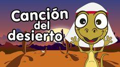 Lizardo esta perdido en el desierto y va a morir de sed a no ser que encuentre un oasis donde pueda tomar agua. Esta es la canción del desierto con todos los...