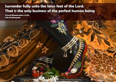 Only Business of The Perfect Human Being  For full quote go to: http://quotes.iskcondesiretree.com/srila-prabhupada-on-only-business-of-the-perfect-human-being/  Subscribe to Hare Krishna Quotes: http://harekrishnaquotes.com/subscribe/  #Surrender