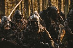 Orc army - Doriath Wars LARP