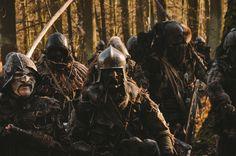 Orc army - Doriath Wars LARP