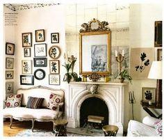 <3 hugo guinness' home from vogue living via alovelybeing.com