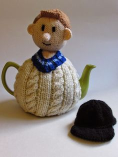 New from TeaCosyFolk this February - The Cricketer tea cosy http://www.teacosyfolk.co.uk/browse.php?mc=sporty
