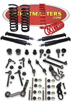 Year Make Lincoln Model Town Car Manufacturer Strutmasters Product Type 4 Wheel Conversion Kit SKU