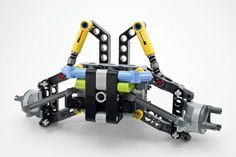 lego car with suspension - Google Search