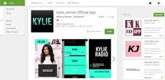 The Kardashian-Jenners Now Have Apps! - Tech Girl