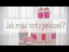 Bakusiowo.pl | Najpopularniejszy blog parentingowy w Polsce | Jak zrobić tort z pieluszek?