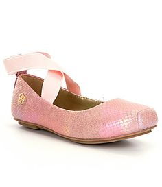 Jessica Simpson Girls Madison Flats #Dillards