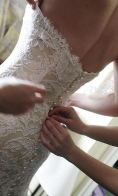 lace and buttons. Love love love