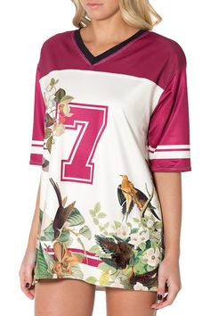 Birds Of America Touchdown - LIMITED by Black Milk Clothing $110AUD ($105USD)